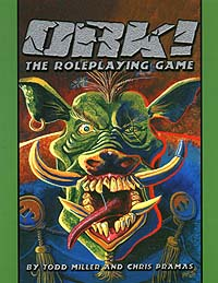 Ork! The Roleplaying Game