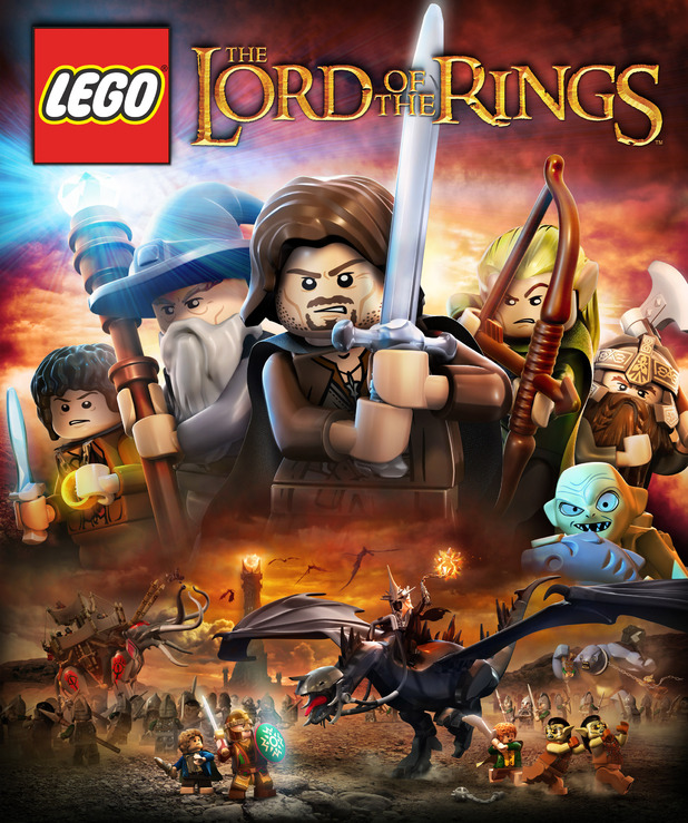 lego lord of the rings - photo #4